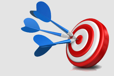 keeping your marketing strategy on target